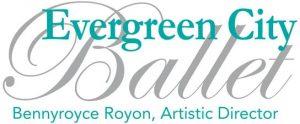 Evergreen City Ballet Logo