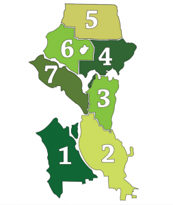 Seattle Neighborhood Greenways