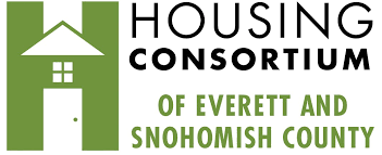 Housing Consortium of Everett and Snohomish County Logo