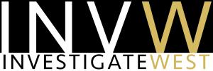 Investigate West Logo